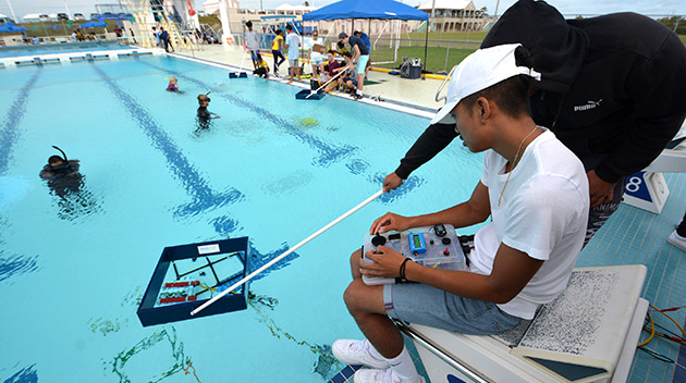 BIOS ROV competition