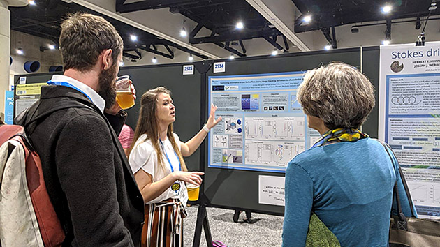 Jordan Wingate REU at OSM 2020