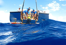 Modern Observational Oceanography summer course at BIOS